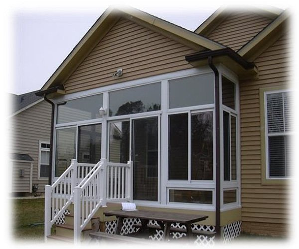 Porch Enclosure | Sunrooms & Awnings Southern Delaware